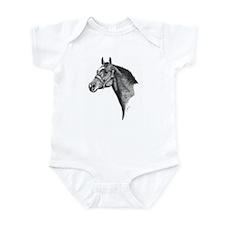 Midnight Infant Bodysuit