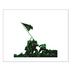 USA Soldiers Flag Posters