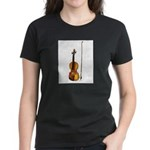 Fiddle Women's Dark T-Shirt