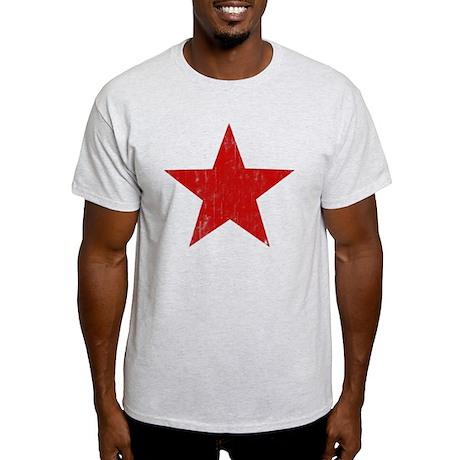 Punk Star Red Light T-Shirt