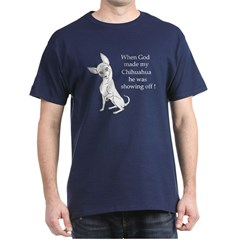 Chi God Showoff T-Shirt