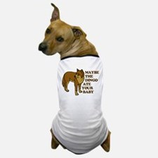 Dingo Baby Seinfeld Dog T-Shirt
