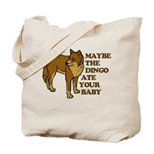 Dingo Baby Seinfeld Tote Bag