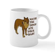 Dingo Baby Seinfeld Mug