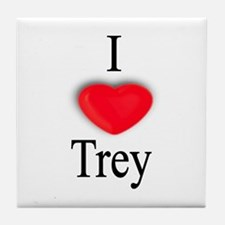 Trey Tile Coaster