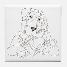NGD CHI Heart Strings Tile Coaster