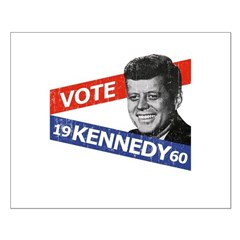 Retro Kennedy 1960 Posters