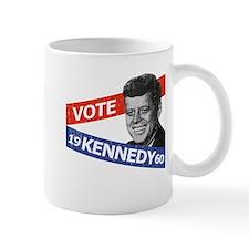 Retro Kennedy 1960 Mug