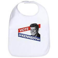 Retro Kennedy 1960 Bib