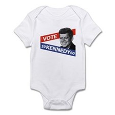 Retro Kennedy 1960 Infant Bodysuit
