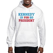 Vote Kennedy 60 Retro Hoodie