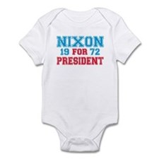 Retro Nixon 1972 Infant Bodysuit