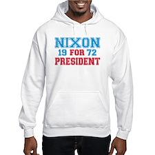 Retro Nixon 1972 Hoodie