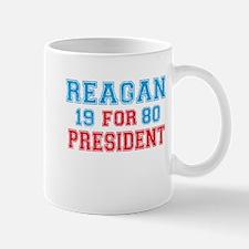Retro Reagan 1980 Mug