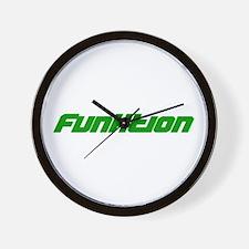 Cute Funk Wall Clock