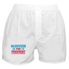 McGovern 1972 Gonzo Boxer Shorts