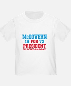 McGovern 1972 Gonzo T