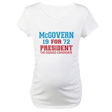 McGovern 1972 Gonzo Shirt