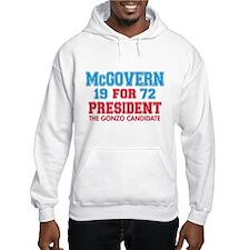 McGovern 1972 Gonzo Hoodie
