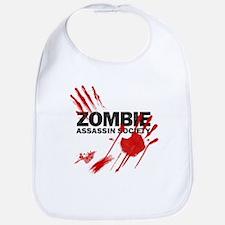 Resident Zombie Assassin Bib