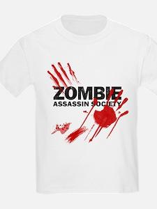 Resident Zombie Assassin T-Shirt