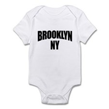 Brooklyn NY NYC Infant Bodysuit
