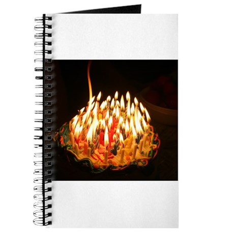 60 candles Journal