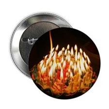 "60 candles 2.25"" Button"