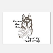 AKK Heart strings Postcards (Package of 8)