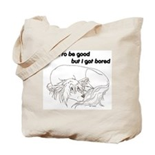 CC Tried to be good Tote Bag