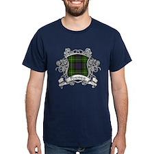 Forbes Tartan Shield T-Shirt