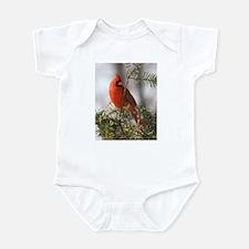 Cardinal Infant Bodysuit