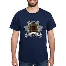 Flynn Tartan Shield T-Shirt