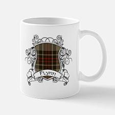 Flynn Tartan Shield Mug