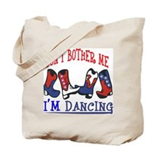I'M DANCING Tote Bag
