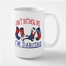 I'M DANCING Large Mug