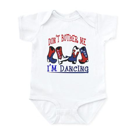 I'M DANCING Infant Bodysuit