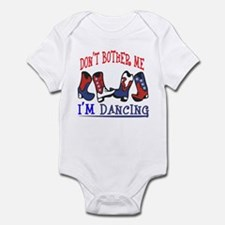 I'M DANCING Infant Bodysuit