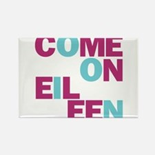 Come On Eileen Eighties Rectangle Magnet