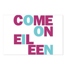 Come On Eileen Eighties Postcards (Package of 8)