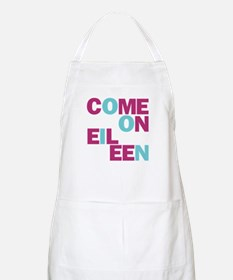 Come On Eileen Eighties BBQ Apron