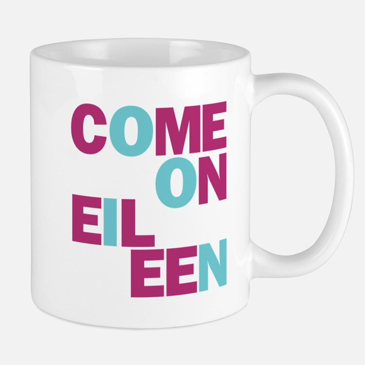 Come On Eileen Eighties Mug