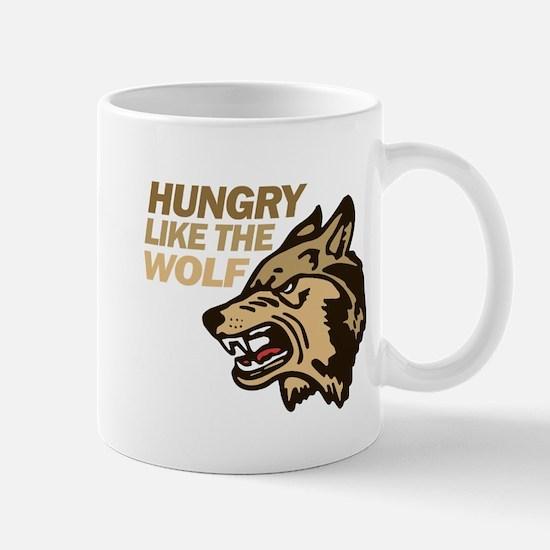 Hungry Like Wolf Duran Rio Mug