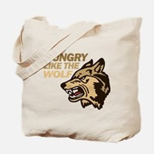 Hungry Like Wolf Duran Rio Tote Bag