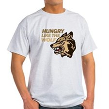 Hungry Like Wolf Duran Rio T-Shirt