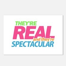 Real Spectacular Seinfeld Postcards (Package of 8)