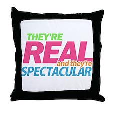 Real Spectacular Seinfeld Throw Pillow