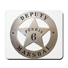 Perris Marshal Mousepad