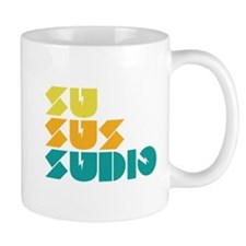 Sussudio Collins Mug