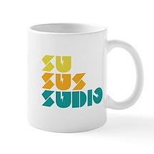Sussudio Collins Small Mugs